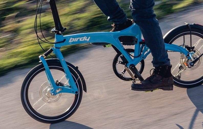 The Riese & Muller Birdy folding bike is now available in
