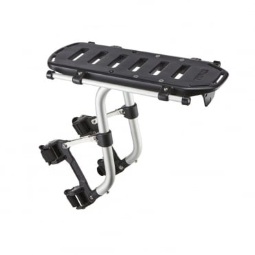 100090 Tour Pannier Rack for front and rear bike frame mounting