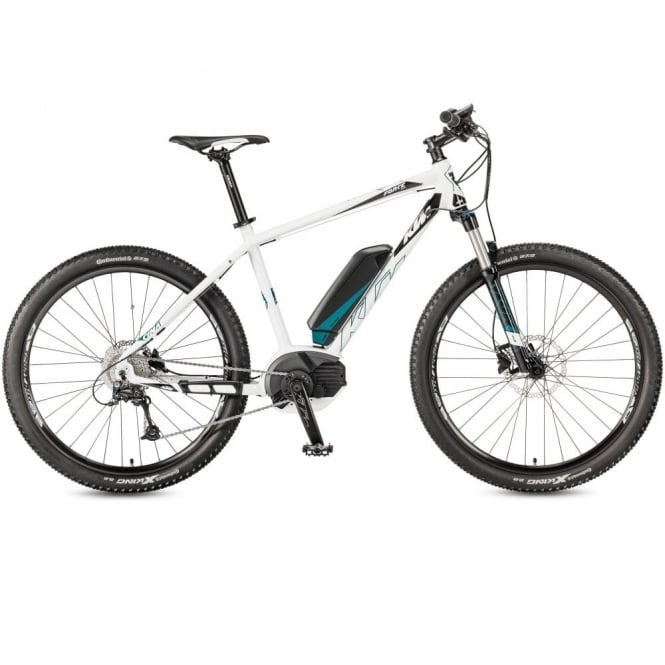 19 inch frame Macina Force 273 hardtail electric mountain bike with Bosch Performance CX motor
