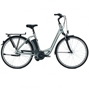 Agattu i7 G step through electric bike with Impulse II centre motor - 45cm frame with 26 inch wheel (xs size)