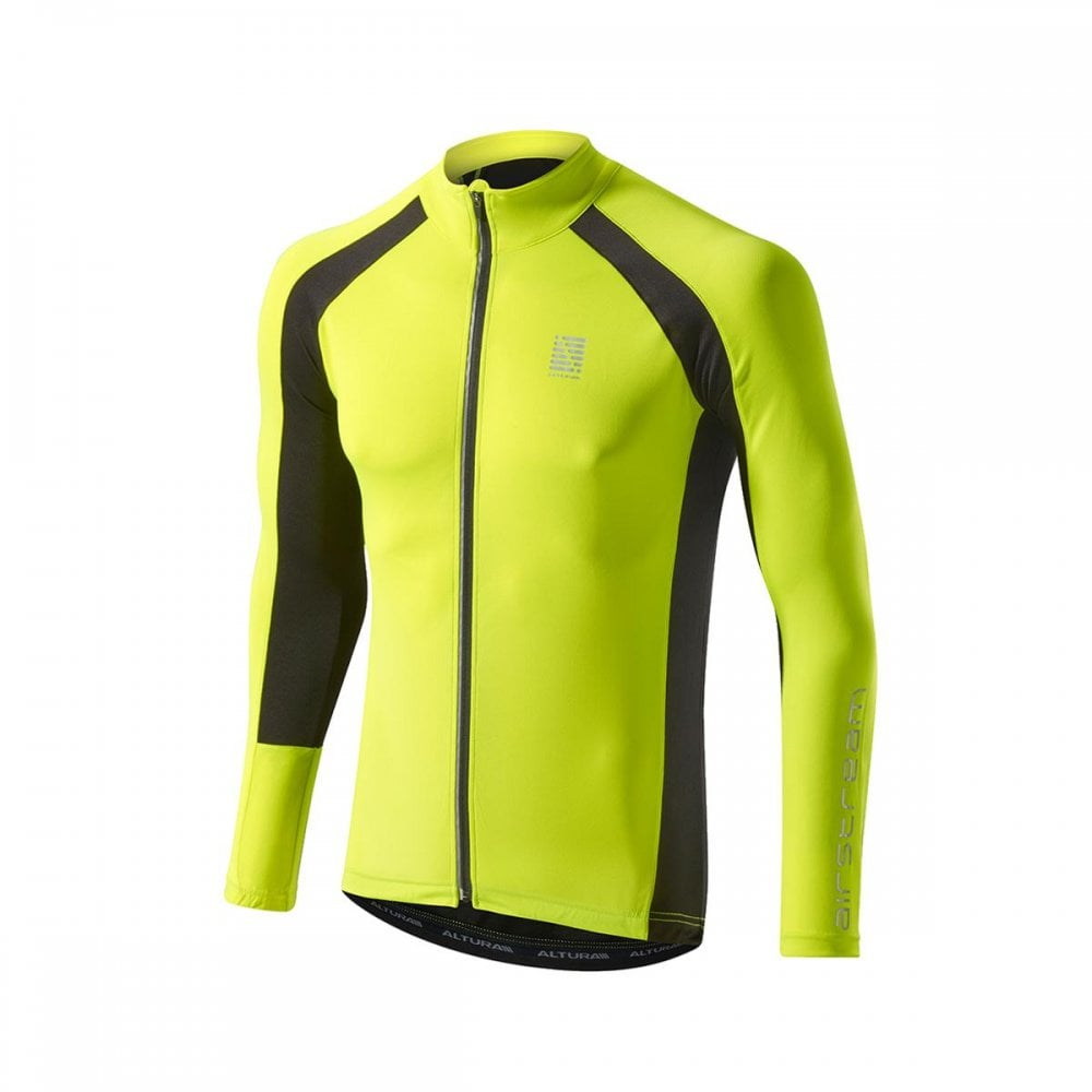 Altura Airstream Long Sleeve Summer Jersey - Cycle Accessories from The  eBike Store UK 333c7e88e