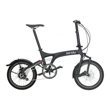 Birdy folding bike in a choice of colour and specifications