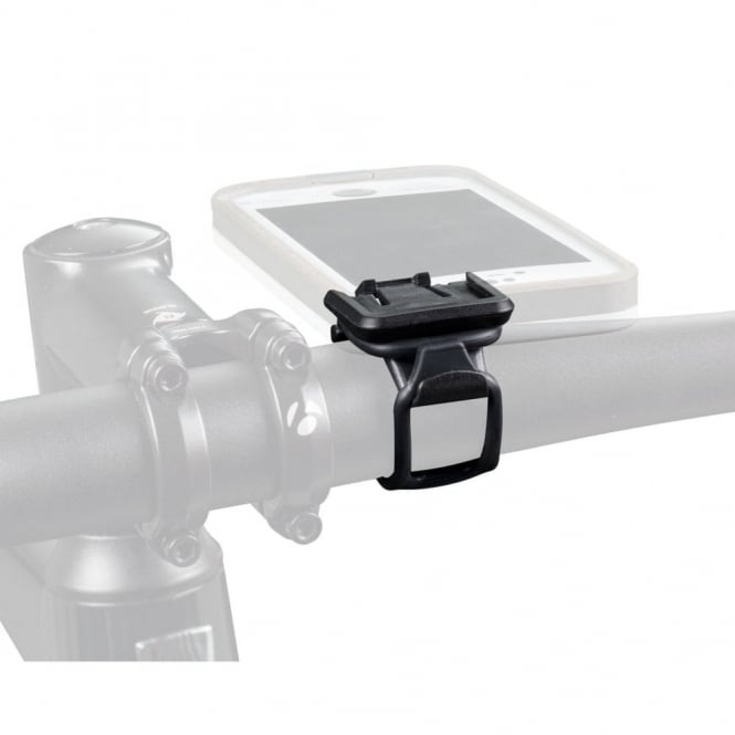 Insta-Mount bike handlebar phone adapter and mounting kit