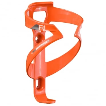 Race Lite cycle water bottle cage in Roar Orange colour