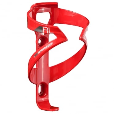 Race Lite cycle water bottle cage in Viper Red colour