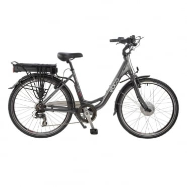 Ebco Urban Commuter UCL10 Electric bike with Tranz X system.