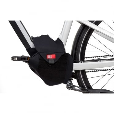 Neoprene universal centre electric bike motor cover (crank drive motor)