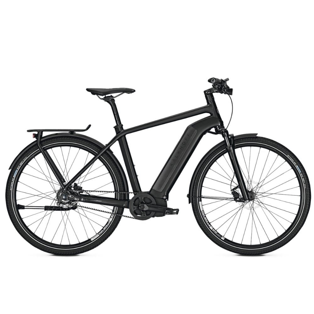 Integrale Excite i8 electric bike with 17ah battery and carbon belt drive
