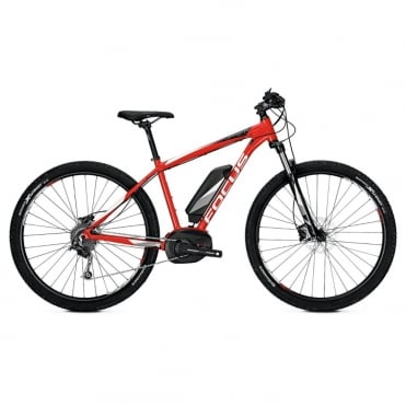 Jarifa 2 EX electric mountain bike with Bosch Performance CX motor and 400wh battery pack