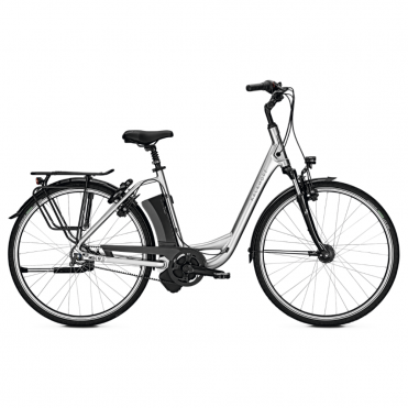 Jubilee Excite i7 step through electric bike with 17ah battery and Gates belt drive