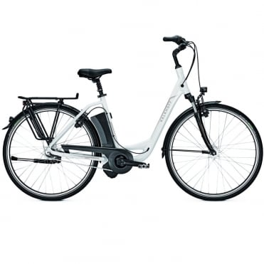 Agattu i7 HS step through electric bike with Impulse II centre motor