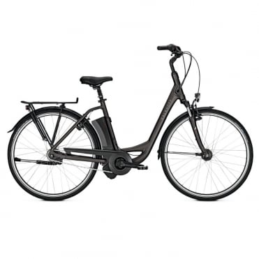 Jubilee Move i7 step through electric bike with 11ah battery - Atlas Grey