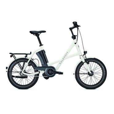 Sahel compact i8 electric bike with Impulse II centre motor