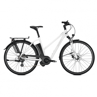 Voyager Move i8 Ladies trekking electric bike with Impulse II centre motor