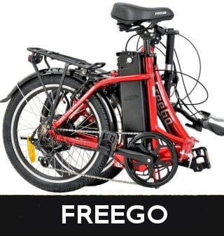 Freego electric bikes