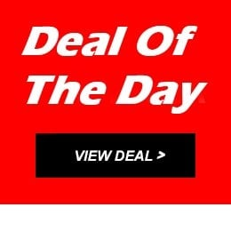Deal of the Day - View Deal