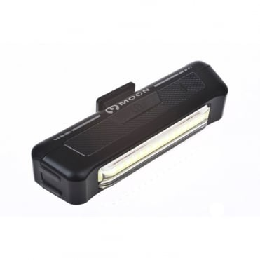 Comet 100 lumen front bike light - USB rechargeable