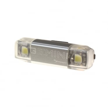 Gemini 80 Lumen front bike light