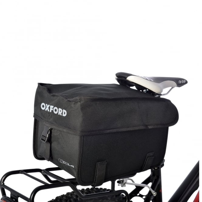 C14 Commuter Bag suitable for attachement to the top of rear pannier frame