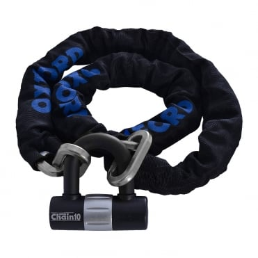 High security bike chain with lock (Chain 10 - 1.4 metres long)