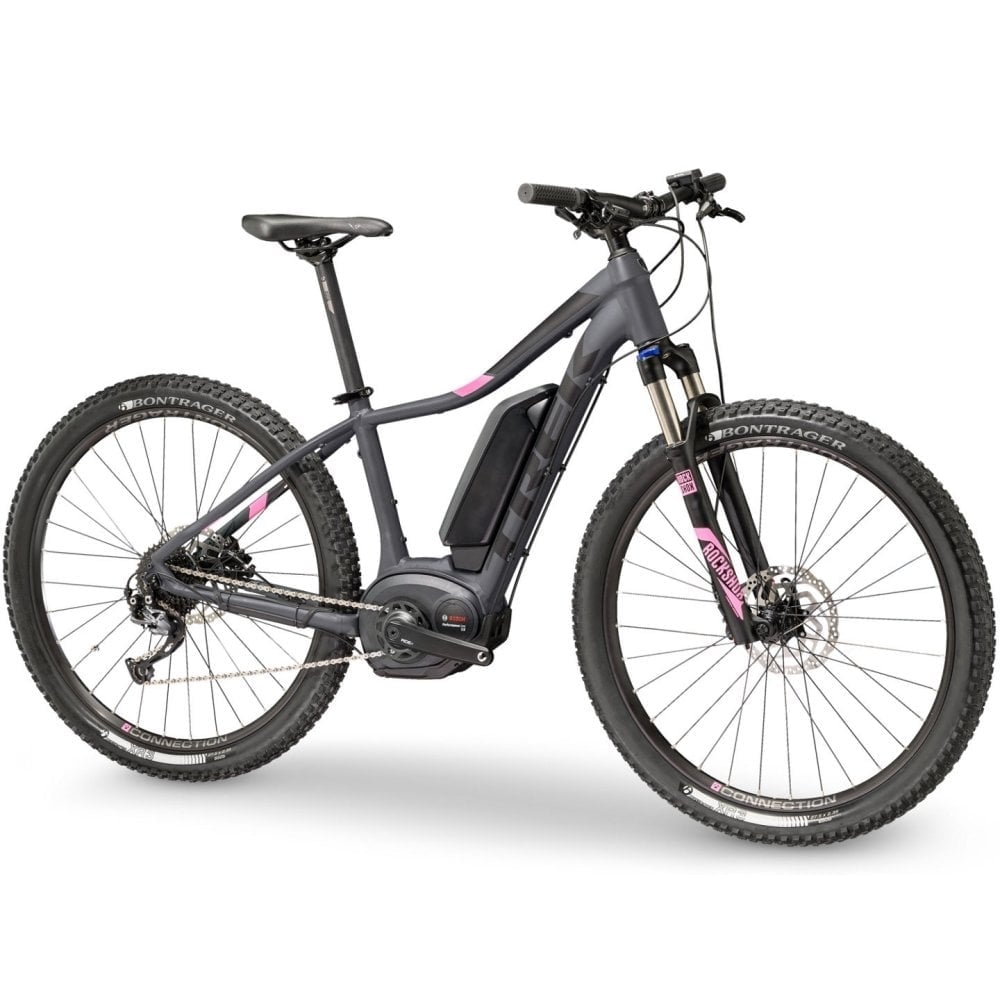 5bea4bdc516 Powerfly 4 ladies electric mountain bike with Bosch Performance CX motor /  500wh battery - Charcoal