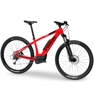 Powerfly 5 electric mountain bike with Bosch Performance CX motor / 500wh battery - Viper Red
