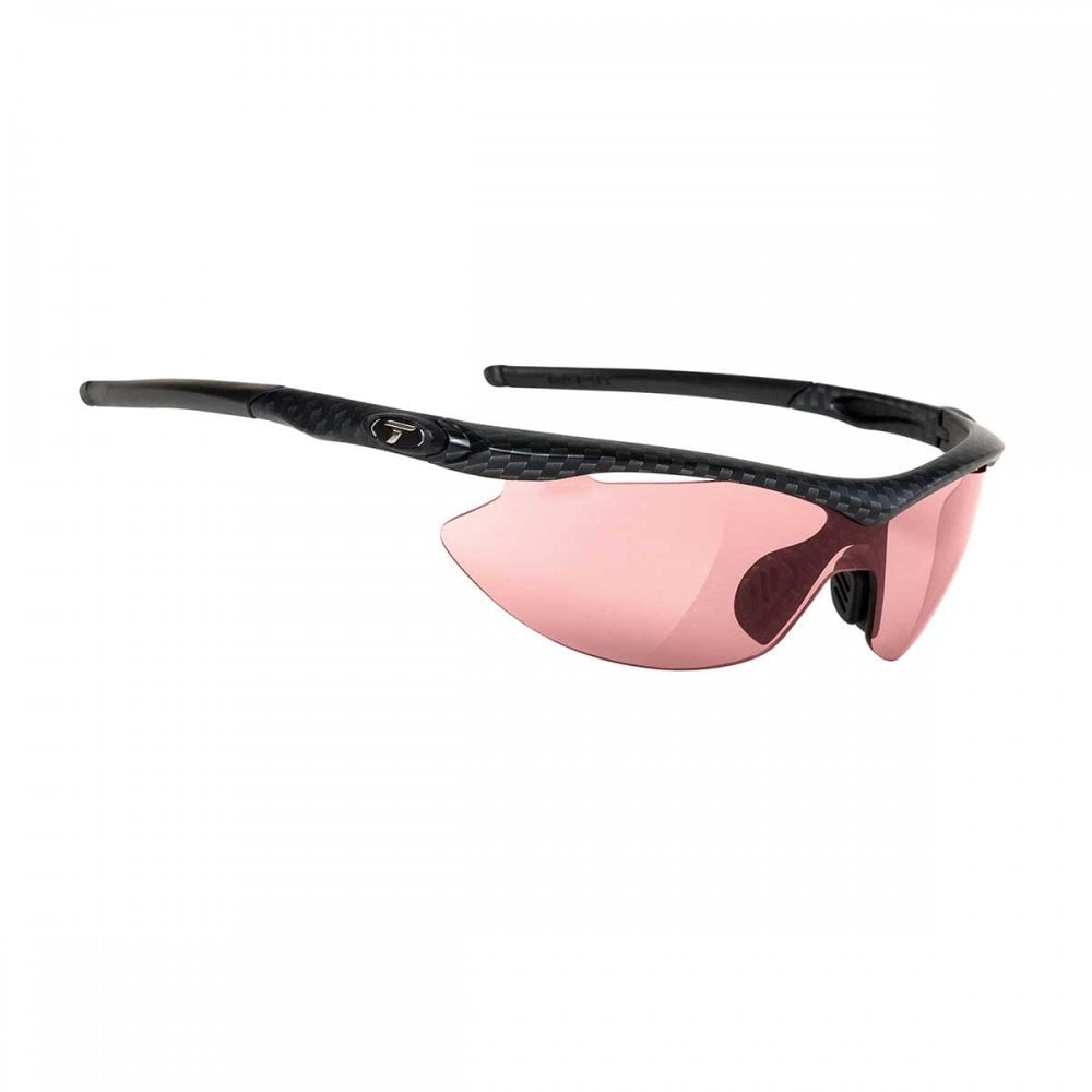 98cb2b540e8 Tifosi Slip Carbon Fototec Hs Red Lens Sunglasses - Cycle Glasses And  Goggles from The eBike Store UK