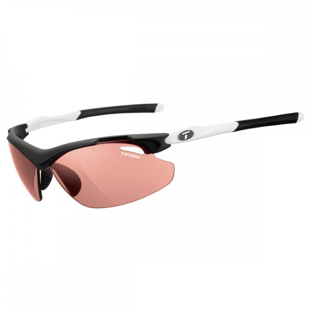 1a515849f4e Tifosi Tyrant 2.0 Black white Fototec Hs Red Lens Sunglasses - Cycle Glasses  And Goggles from The eBike Store UK