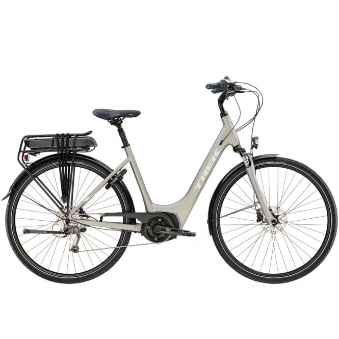 TM1 Bosch Active 400wh lowstep stepthrough electric bike