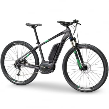 Powerfly 4 electric mountain bike with Bosch Performance CX motor / 500wh battery - Matt Black