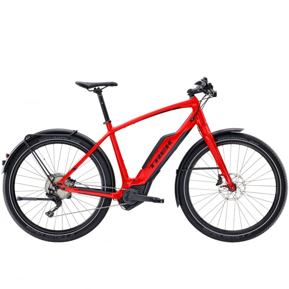 trek super commuter 8 electric bike the ebike store. Black Bedroom Furniture Sets. Home Design Ideas