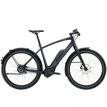 Super Commuter+ 9 electric bike with Bosch Performance CX and 500wh battery
