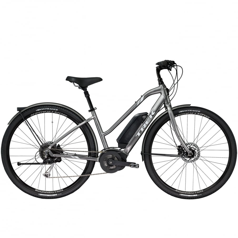 trek verve low step comforatbale electric bike the ebike store. Black Bedroom Furniture Sets. Home Design Ideas