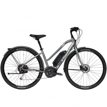 Verve + low step comfortable recreational electric bike with Bosch Active motor and 400wh battery