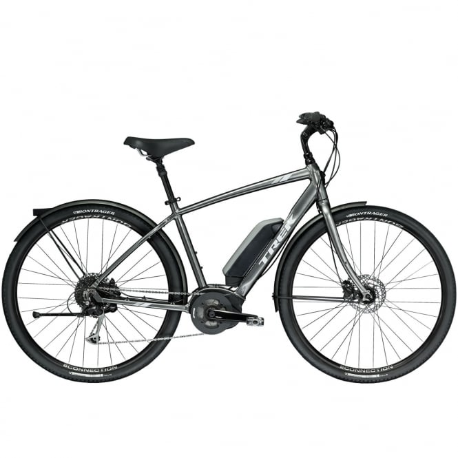 Verve + mens comfortable recreational electric bike with Bosch Active motor and 400wh battery