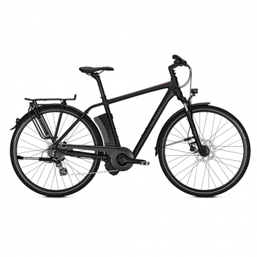 Voyager Move i8 Gents trekking electric bike with Impulse II centre motor